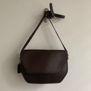❤️RARE Vintage Coach Vista Bag 9947 Mahogany